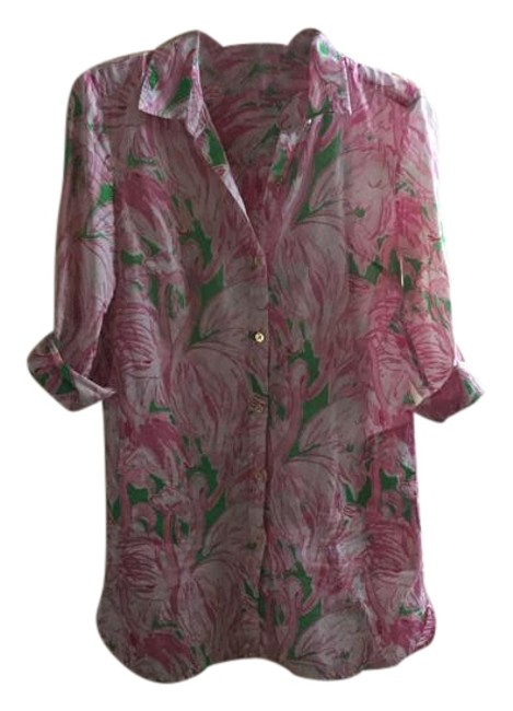 3ae7e6ee0d8 best Lilly Pulitzer Colony Jupiter Island Tunic - 60% Off Retail ...