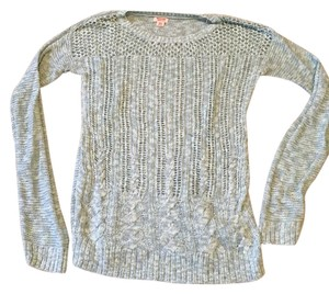Merona Green Target Knit Crewneck Sweater