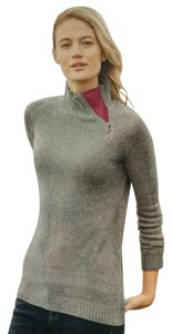 Garnet Hill Cashmere Turtleneck New With Tags Sweater