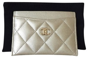 Chanel Chanel gold card wallet