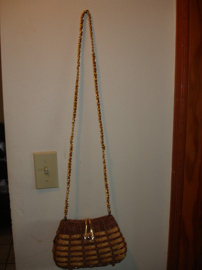 Other Wicker Like New Cross Body Bag Image 3