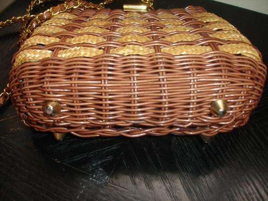 Other Wicker Like New Cross Body Bag Image 5