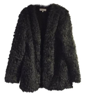 WAYF Fur Coat