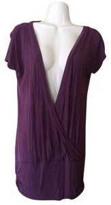 Express Tunic Top purple