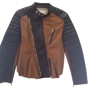 3.1 Phillip Lim multi Leather Jacket