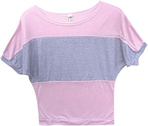 Yamajiao T Shirt Pink And Gray
