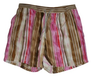 Vilebrequin Light Blue Pink Board Shorts Multi-Color