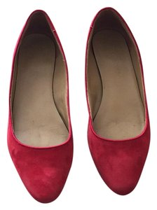 Talbots Red Flats