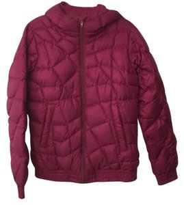 Patagonia Down Filled Puffer Purple Jacket