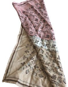 Louis viutton neck scarf