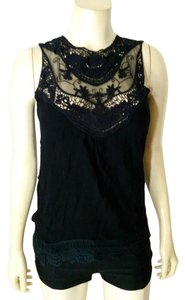 Other P2254 Size Small Sleeveless Top black