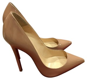 Christian Louboutin Nude Formal