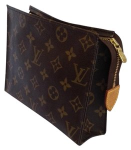 Louis Vuitton LOUIS VUITTON Poche Toilette 19 Pouch Monogram