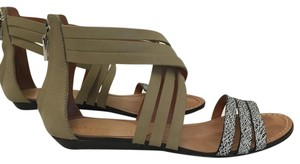 Rebecca Minkoff Moss / black & white Sandals