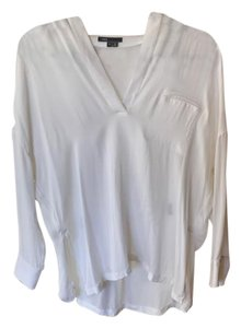 Vince Silk Top White