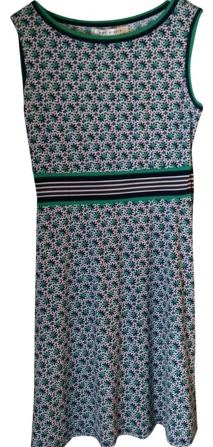 Preload https://item5.tradesy.com/images/max-studio-dress-gray-and-blue-and-green-1995119-0-0.jpg?width=400&height=650