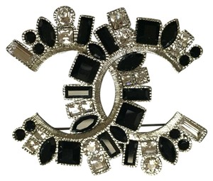 Chanel Chanel XL Crystal Brooch