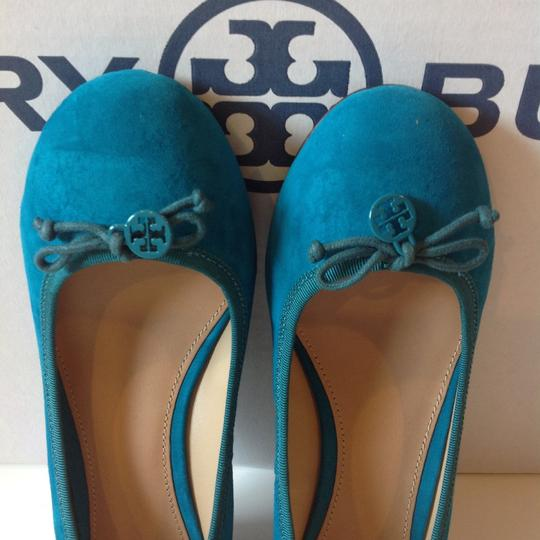 Tory Burch Electric Eel Wedges