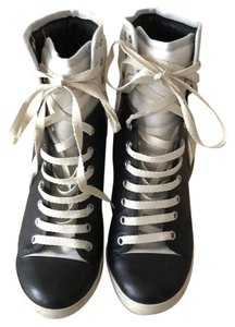 See by Chloé Black and white Boots