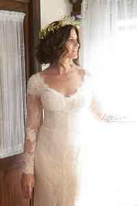 Monique Lhuillier Memory Wedding Dress