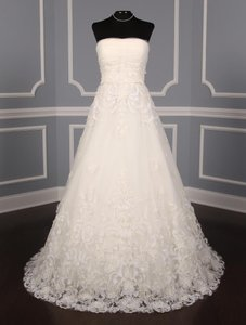 Oscar De La Renta Aline 55e07 Wedding Dress