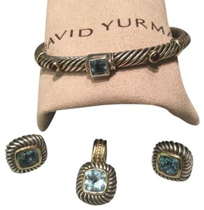 David Yurman David Yurman Renaissance Jewlery Set
