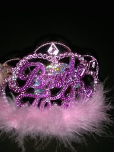 Michaels Pink Bachelorette Crown/Tiara