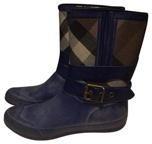 Burberry Brit Burberry New blue Boots