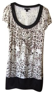 Express Animal Print Tunic