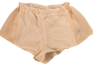 Stone Cold Fox Mini/Short Shorts Cream, off white