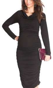 Séraphine Long Sleeve Ruched Dress