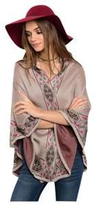 Other Shrug Poncho Cape Bohemian Tribal Cardigan