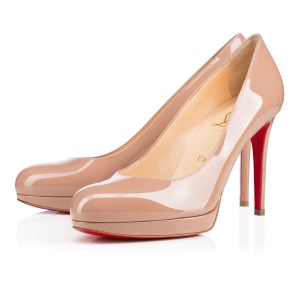 Christian Louboutin Pump Nude Pumps