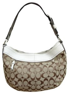 Coach F13740 Soho Pleated Hobo Bag
