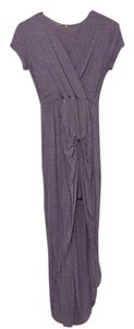 Lavender Maxi Dress by Charlotte Russe