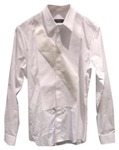 Givenchy Button Down Shirt White