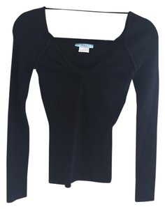 Marciano Knit Long Sleeves Spandex Sexy Sweater