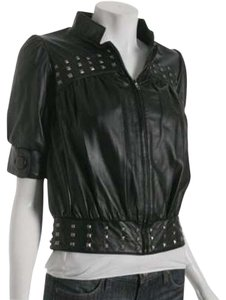 Madison Marcus Studded Leather Jacket