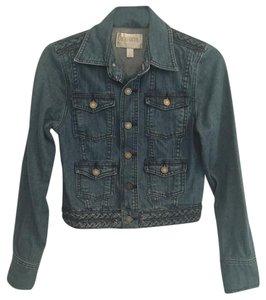 Rodarte for Target Jean Braid Womens Jean Jacket