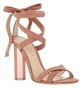Gianvito Rossi Nude Sandals