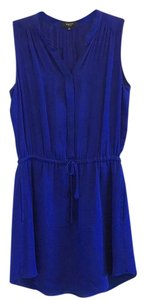 Aritzia short dress Blue on Tradesy