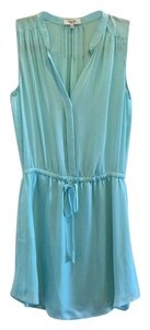 Aritzia short dress Mint on Tradesy