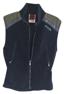 Spyder Wool Zippers Skiing Vest