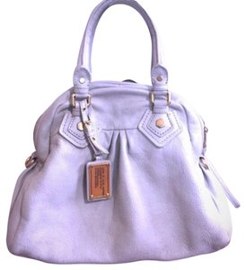 Marc by Marc Jacobs Satchel in Off White