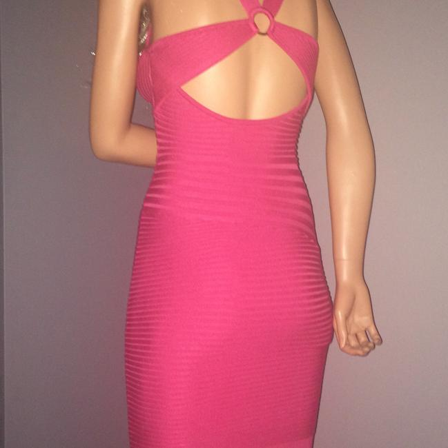 Guess Marciano Bandage Bodycon Stretch Sexy Dress