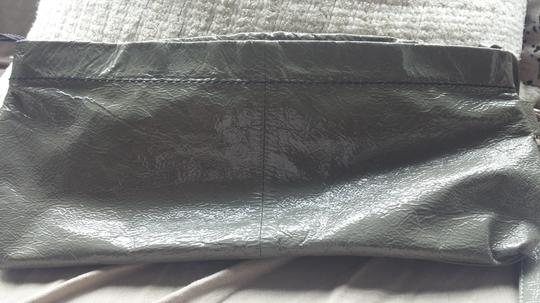 Kenneth Cole Reaction Gray Clutch