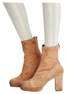 Free People Vintage tan Boots