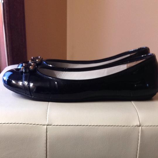 Marc by Marc Jacobs Black Flats