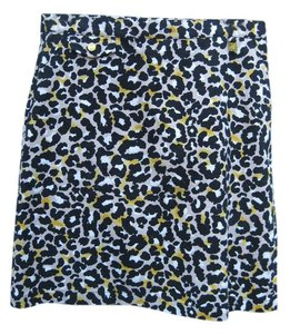 Anne Klein Mini Skirt Multi Color