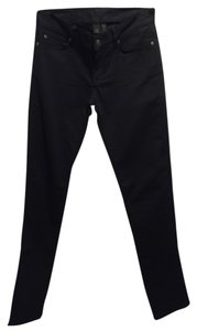 Club Monaco Skinny Pants Navy